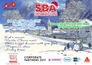 SBA - HCMC - Christmas 2017