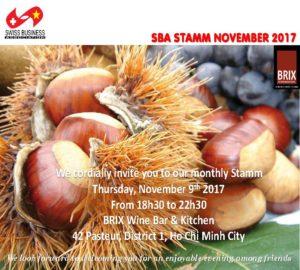 SBA Stamm November 2017