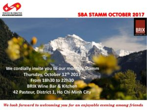 Stamm in Oct. at Brix Wine Bar & Kitchen 1