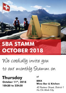Stamm October 2018