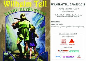 Tell Games Flyer