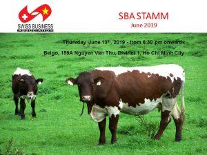 SBA Stamm June 2019
