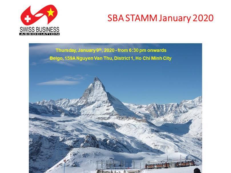 SBA Stamm January 2020