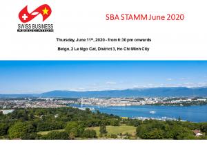 Stamm June 20